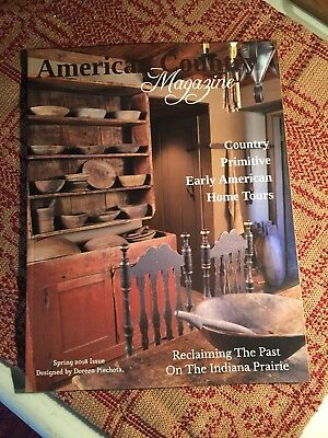 American Country Magazine-Spring 2018 Issue