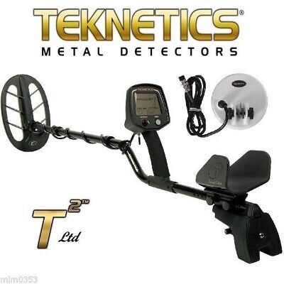 Teknetics T2 LTD SE Metal Detector with 2 Coils - Newest Version - FREE Shipping