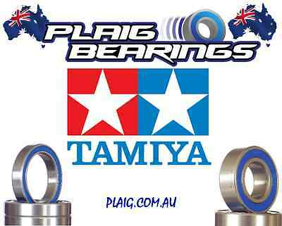 Tamiya RC Bearing Kits & Individual Bearings by part number - Precision Upgrades