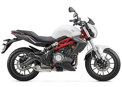 Benelli BN302 E4 ABS White New 2018 Price -  Now £3999