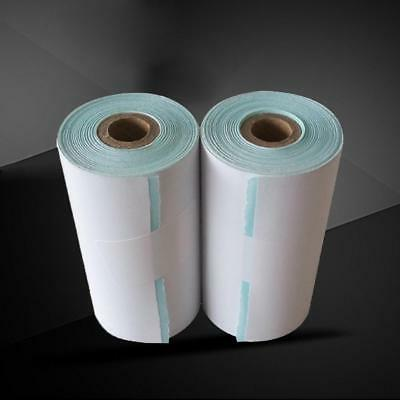 Roll Sticker Thermal Paper Label Self-adhesive Printing Sticker Tool57*30mm .