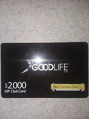 VIP savings card for hotels ect.