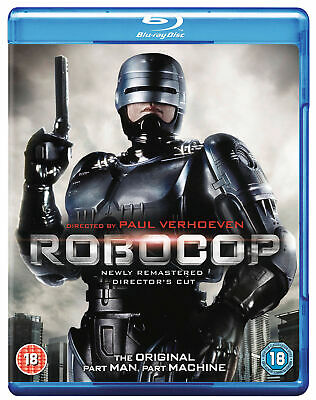 Robocop [Remastered] (Blu-ray)