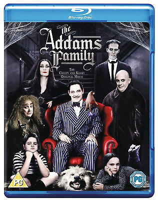 The Addams Family [1991] (Blu-ray)