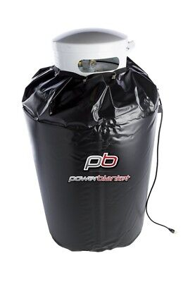 Powerblanket 420 lb Propane Gas Cylinder Tank Electric Heating Heater Blanket