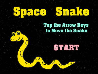 Space Snake - Android App Game RIGHTS for Sale