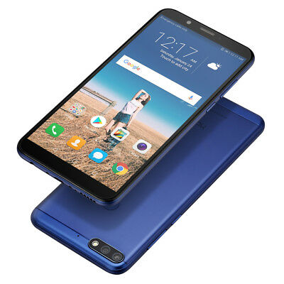 """4G Téléphone Huawei Honor 7C 5.99"""" 32GB 3000mAh Android 8.0 Face ID Smartphone"""