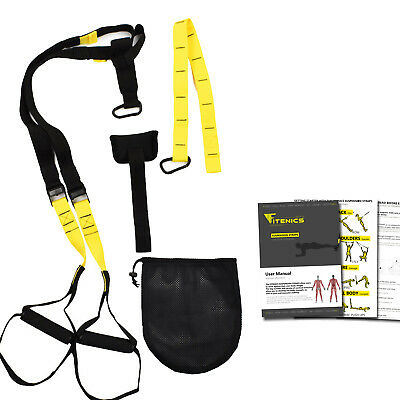 KIT sangles de suspension type TRX | FITENICS