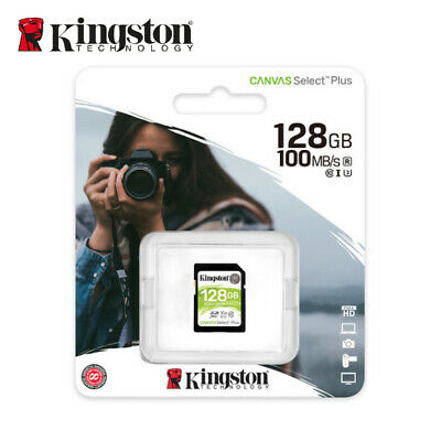 Kingston Canvas Select 16 GB SDHC Class 10 UHS-I U1 Flash Tarjeta de Memoria