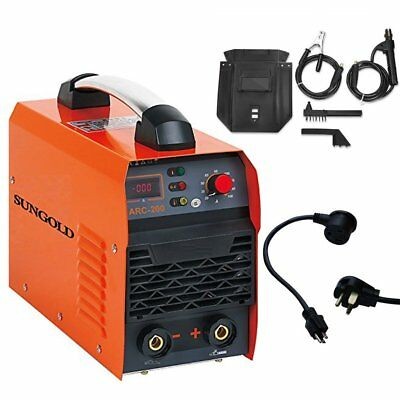 200 Amp Welder Welding Machine Stick ARC DC Inverter ARC MMA IGBT Dual 110V 220V