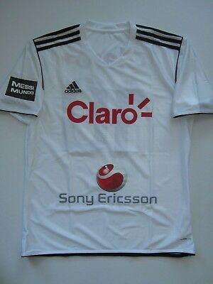 Adidas 2011 Lionel Messi Charity Match Soccer Jersey Football Shirt Chile  Rare a6646b5c0341c