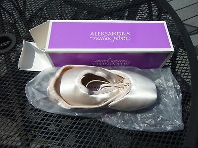 Brand New Russian Pointe Shoes - Sz 39 w4 v2 MF Dolce  BRAND NEW