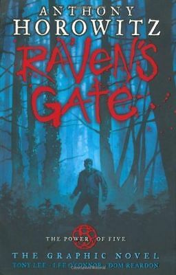The Power of Five: Raven's Gate - The Graphic Novel (Paperback) 1406306479