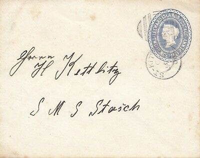 Leeward Islands: 1900 St. Kitts to SMS Stasch