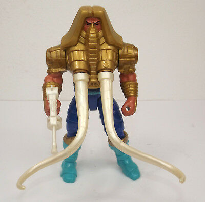 MOTU Masters of the Universe - New Adventures Tuskador/Insyzor komplett