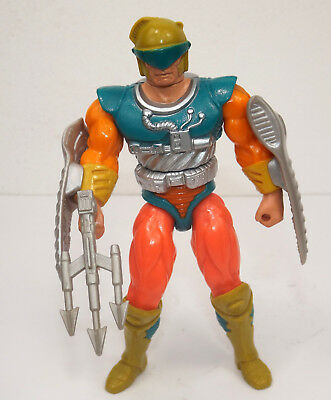 MOTU Masters of the Universe - New Adventures Spinwit/Tornado komplett