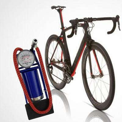 New Bicycle Bike Foot Operated Tire Pump Inflatoin Soccer Air Mattress Ball