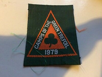 Girl Guides / Scouts Camps of the Green Trefoil 1979