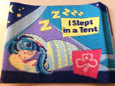 Girl Guides / Scouts I Slept In A Tent