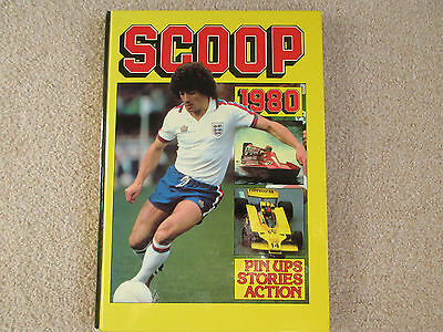SCOOP ANNUAL - 1980 ANNUAL - unclipped and in very good condition