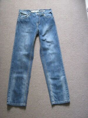 Boys Bauhaus Jeans Size 14 Perfect Condition - as new