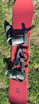 Nitro Snowboard Complete With Bindings New Pick Up Only 3683