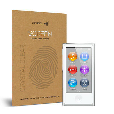 Celicious Vivid Apple iPod Nano 7 Crystal Clear Screen Protector [Pack of 2]