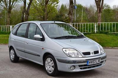 2003 Renault Scenic 1.9 dCi Expression + 5dr