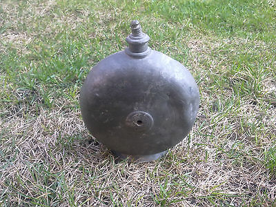 VERY RARE! Antique Greek revolutionary Bottle flask 1859 years engraved