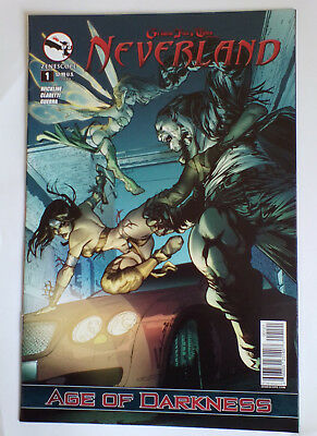 Grimm Fairy Tales presents Neverland Age of Darkness #1 NM