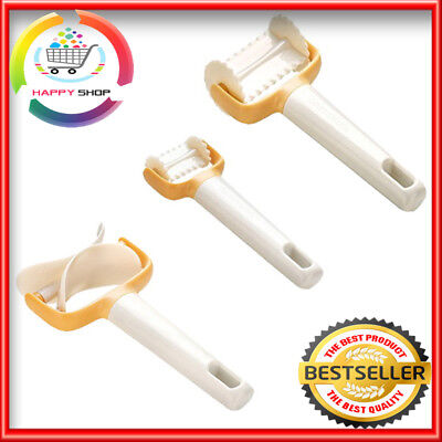 New Rolling Angel Biscuit Cookies Cutter Mold Maker Cake Decorating 3Pcs / Set