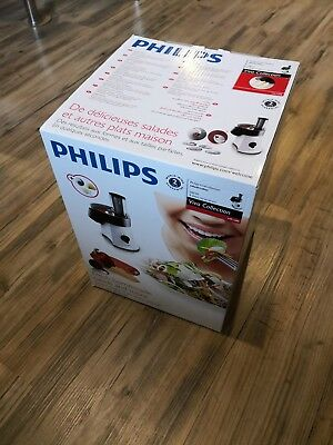 Philips Viva Collection Saladmaker Salatzubereiter HR1388