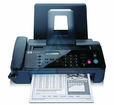 CM721A#B1H HP Fax 2140 Fax/Copier B/W Inkjet Copying (up to): 3 ppm - 50 sheets