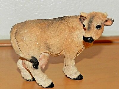 STONE CRITTER (?)  JERSEY MILK COW free shipping