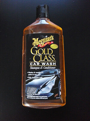 Meguiars Meguiar's GoldClass Car Wash Shampoo Conditioner 474ml 16fl oz