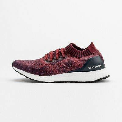 ADIDAS ULTRA BOOST Uncaged BA9617 bordeaux rot MYSTERY RED Gr.44 US10 NEU&OVP