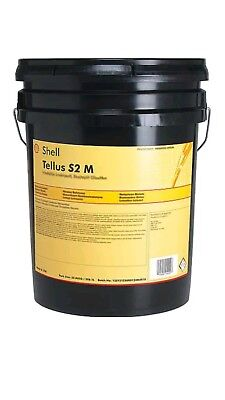 Shell Tellus S2 MX 46 (Formerly Tellus 46) Hydraulic Oil ISO VG46 20 Litre 20L
