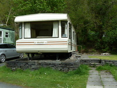WILLERBY GRANADA 30X10X2Bed  Near Machynlleth, Mid Wales.  NO RESERVE Low START