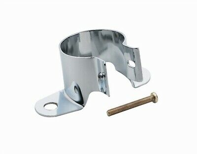 GM-Style Mr. Gasket 9767 Canister-Style Chrome Coil Holder Brackets