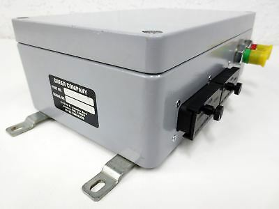 Greer Company MG500 Computer for Terex Link-Belt Cranes, Part No A450629, Mint