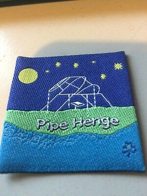 Girl Guides / Scouts Pipe Henge