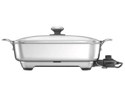 Breville BEF560BSS the Thermal Pro® Stainless Banquet Frypan – RRP $169.95