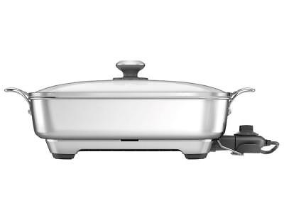Breville BEF560BSS the Thermal Pro® Stainless Frypan – RRP $169.95