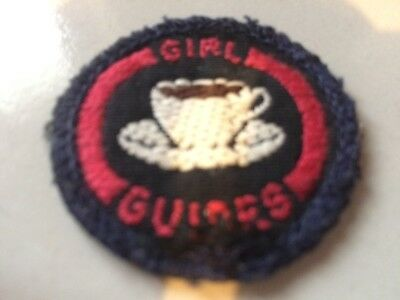 Girl Guides / Scouts Guides Interest Badge 21 old