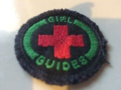 Girl Guides / Scouts Guides Interest Badge 22