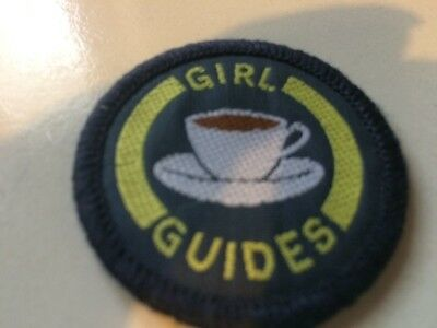 Girl Guides / Scouts Guides Interest Badge 25