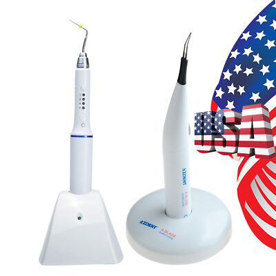 US Dental Gutta Percha Endo Treatment System Obturation Pen &Tooth Gum Cutter