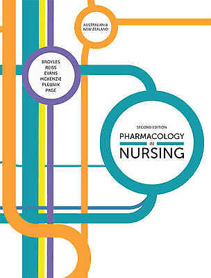 Pharmacology in Nursing: Australian & New Zealand edition with Online St udy Too