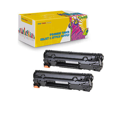 2-Pack Compatible 128 Toner Cartridge for Canon ImageClass MF4570dn MF4550