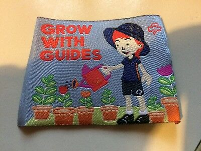 Girl Guides / Scouts Grow with Guides